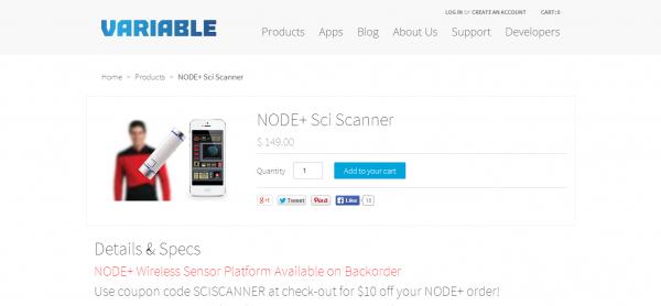 nodesciscanner