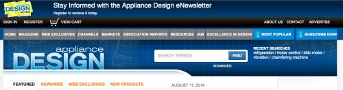 Appliance DESIGN