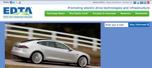 Electric Drive Transportation Association