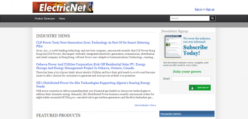 The 101 best resources for electrical engineers pannam from trading to regulatory news electricnet is a digital publication with an abundance of news and information for electrical engineers fandeluxe Gallery