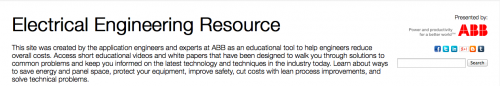 Electrical Engineering Resource