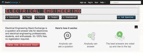 Electrical Engineering Stack Exchange