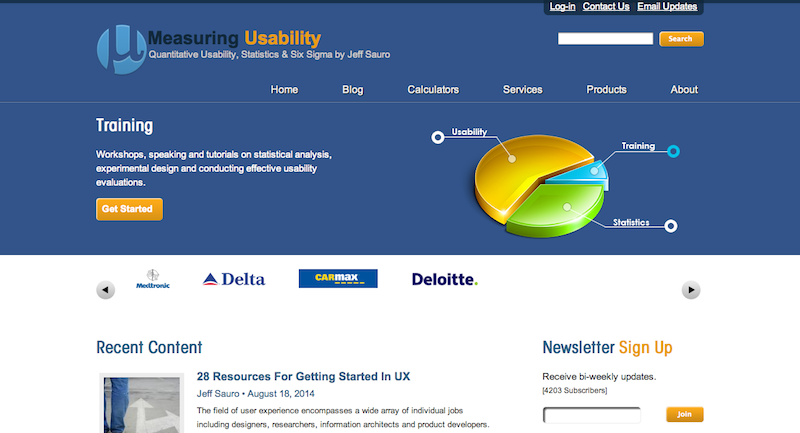 Measuring Usability