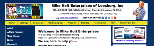 Mike Holt Enterprises