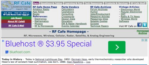 RF Cafe