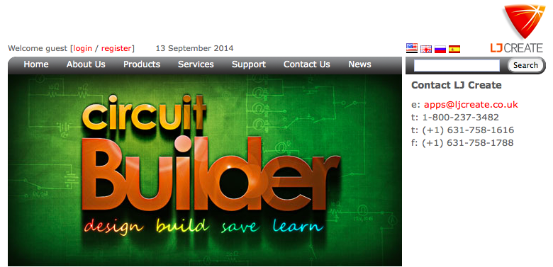 Circuit Builder the 50 best electrical engineering software tools pannam fuse box circuit builder at sewacar.co