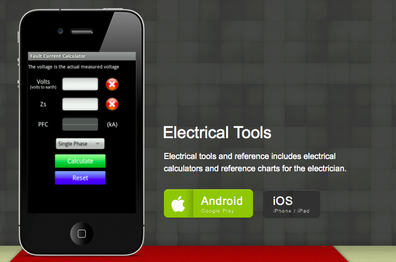 Electrical Tools & Reference