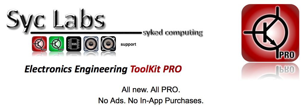 Electronics Engineering ToolKit PRO