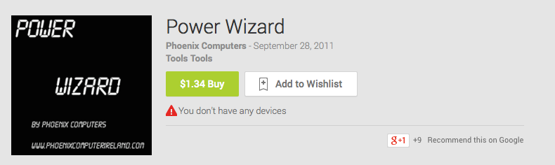 Power Wizard