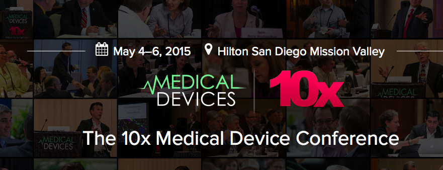 10X Medical Device Conference