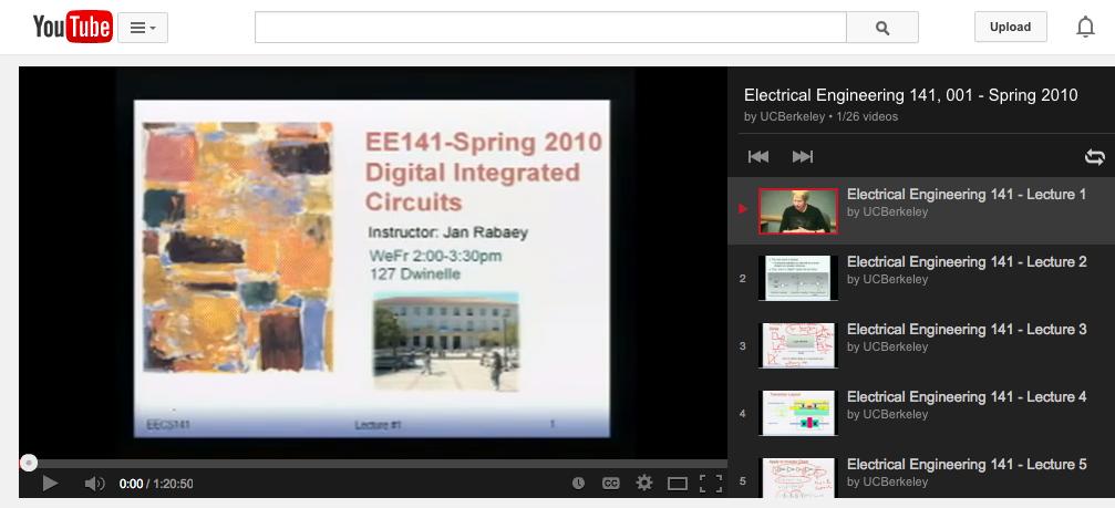 Electrical Engineering 141
