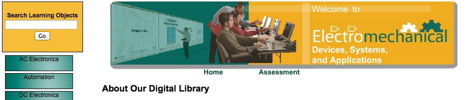 Electromechanical Library