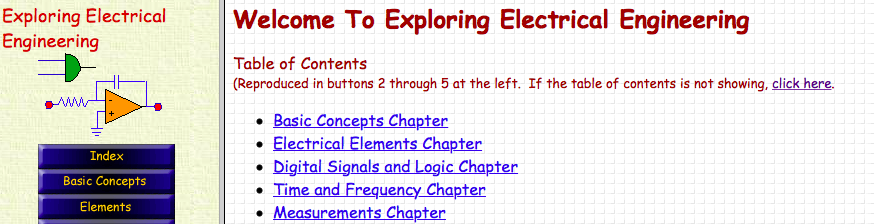 Exploring Electrical Engineering