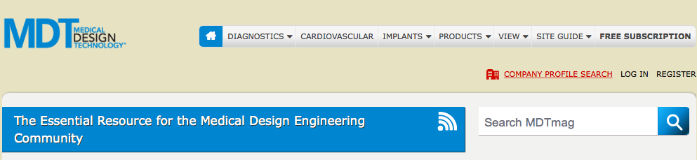 Medical Design Technology