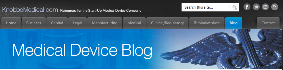 Medical Device Blog
