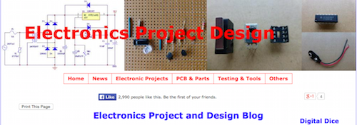 Electronics Project Design