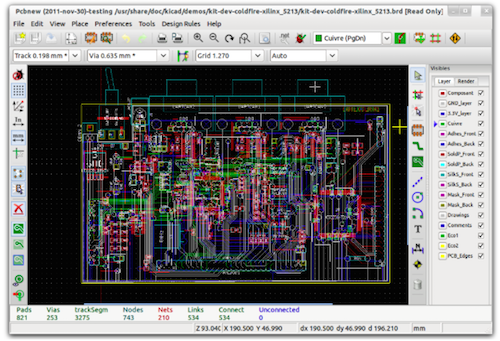 KiCad EDA Software Suite