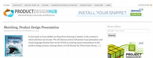 Product Design Hub