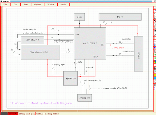 schematic capture programs beauty and the beast program