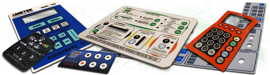 Membrane Switches The World S Best Custom Switches And