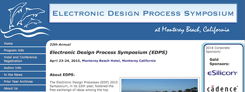 Electronic Design Process Symposium