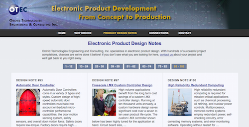 Electronic Product Design Notes