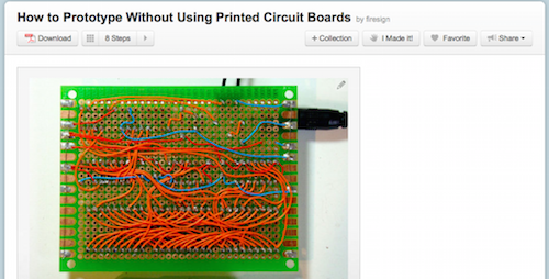 How to Prototype Without Using Printed Circuit Boards