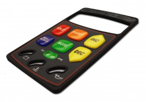 What are Protective Coatings for Rubber Keypads?