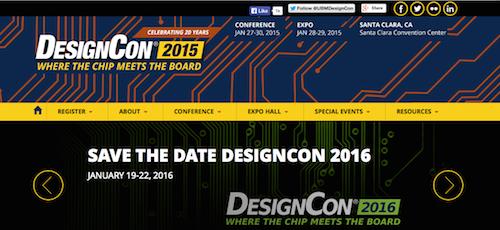 DesignCon 2016