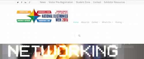National Electronics Week 2015