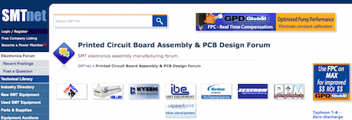 Printed Circuit Board Assembly & PCB Design Forum