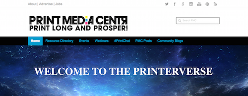 Print Media Centr