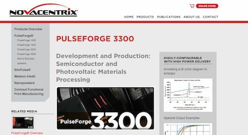 PulseForge 3300