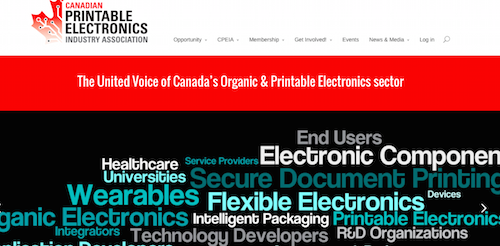 Canadian Printable Electronics Industry Association