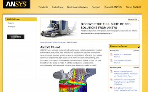 ANSYS Fluent