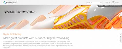Autodesk Digital Prototyping