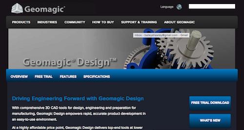 Geomagic Design