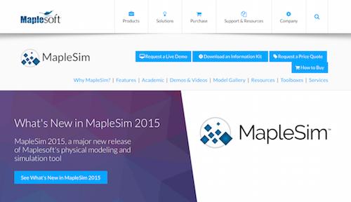 MapleSim