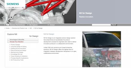 NX for Design