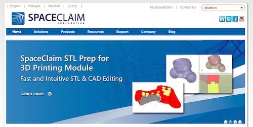SpaceClaim 3D Modeling Software