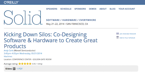 Kicking Down Silos Co-Designing Software & Hardware to Create Great Products