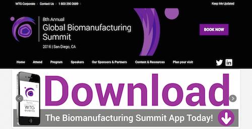 Global Biomanufacturing Summit
