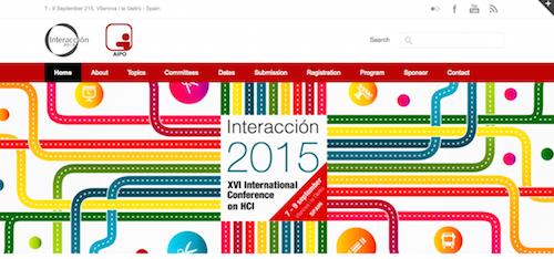 Interaccion 2015