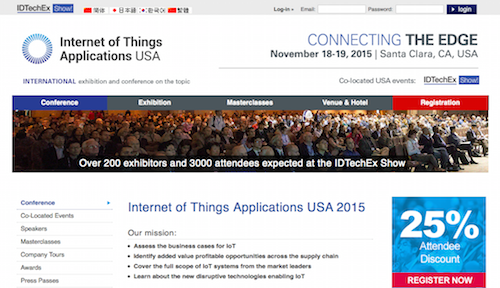 Internet of Things Applications USA