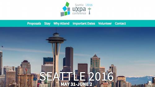 UXPA International Conference