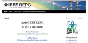 2016 IEEE REPC