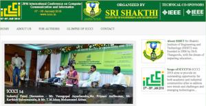 2016 International Conferencd on Computer Communicaton and Informatics