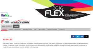 2016FLEX Conference and Exhibition