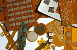 Copper Flex Circuit