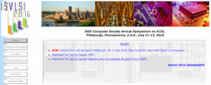 IEEE Computer Society Annual Symposium on VLSI ISVLSI